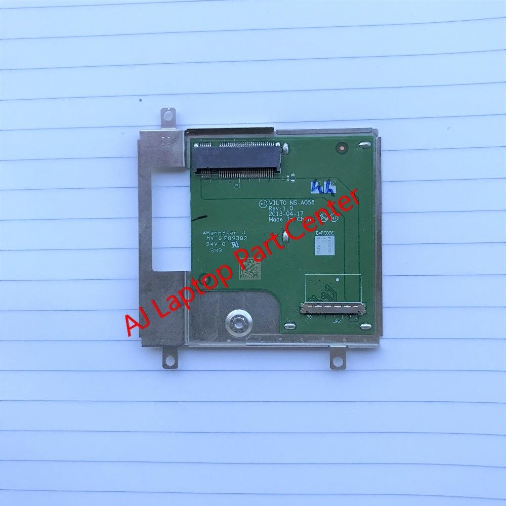 Оригинальный Для Lenovo X240 X240S X250X250S X260 X260S доска SSD разъема платы NS A056 кабеля: