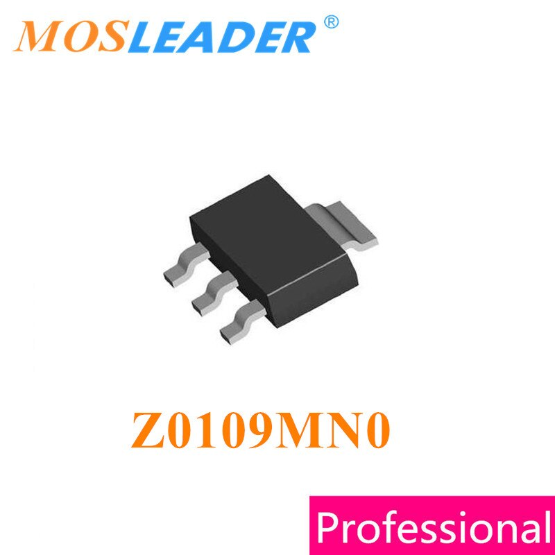 Mosleader Z0109MN0 SOT223 1000 قطعة 1A 600V SC-73 صنع في الصين جودة عالية