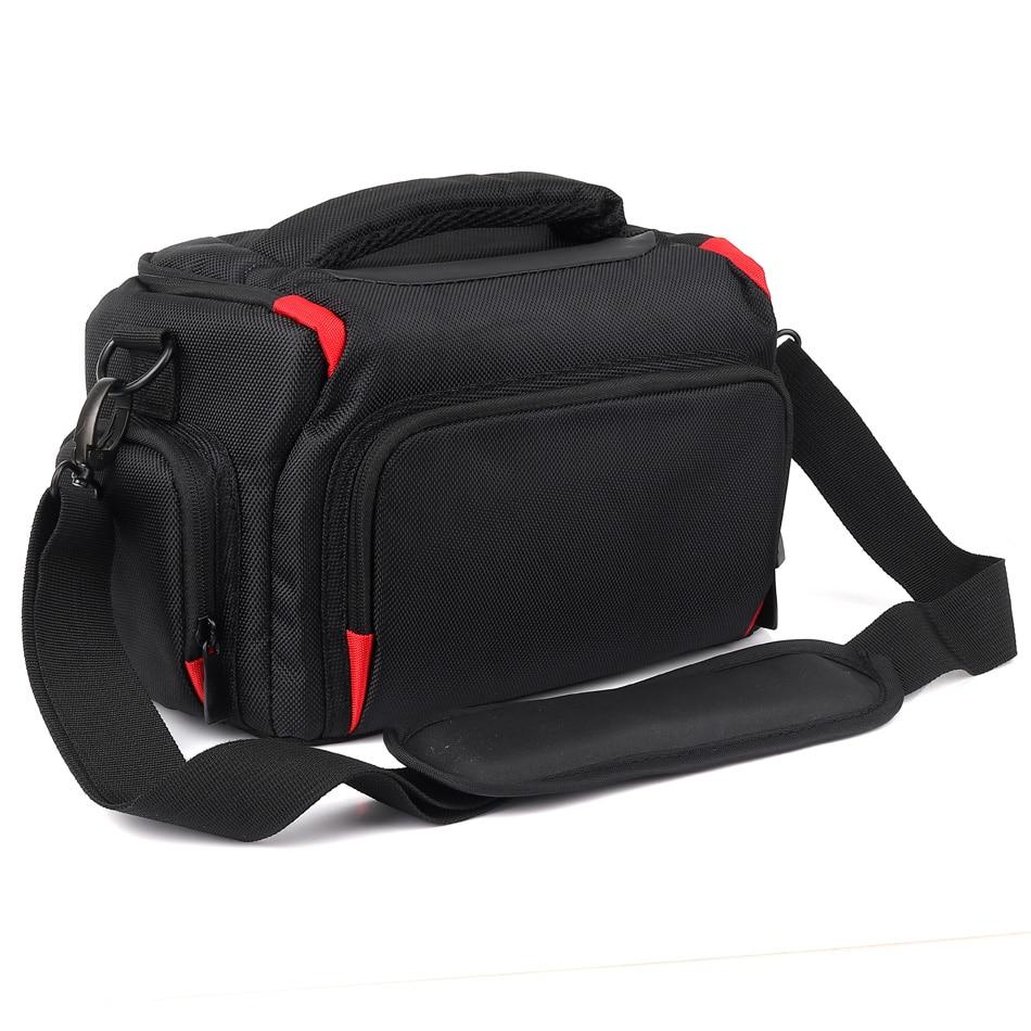 DSLR Camera Bag Case For Sony A7R A7RII A7RIII A7 III II A7M2K A77 A7S A6500 A9 A99 A57 A58 RX10 III IV HX400 HX350 HX300 H400