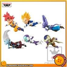 """Dragon Ball SUPER"" Original BANPRESTO World Collectable Figure / WCF The Historical Characters Vol.1 Figure - Full Set of 6 Pcs"