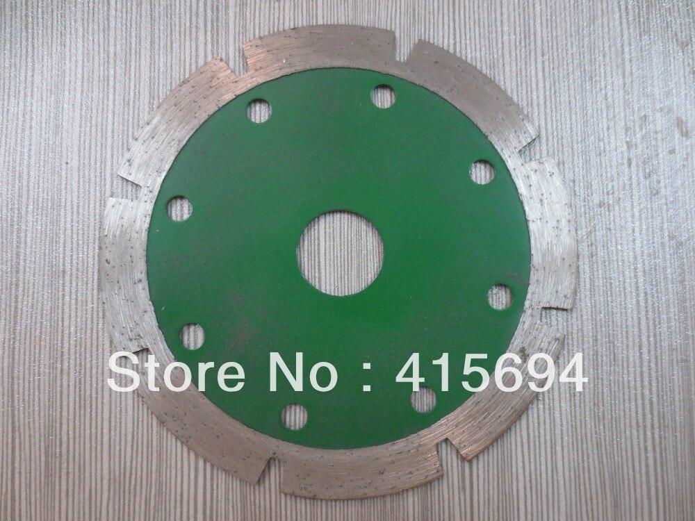 114x12x22. 23-15.88mm imprensa fria diamante segmentado lâmina de serra para tijolos, granito, mármore e concreto de qualidade premium