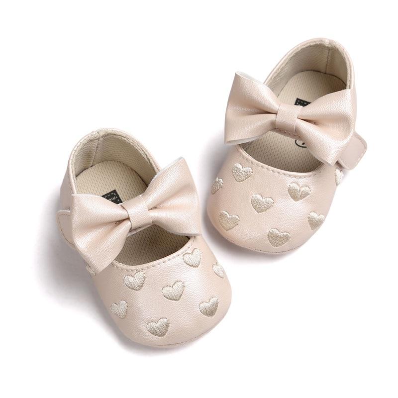 Мягкие Мокасины Bebe для новорожденных, обувь для новорожденных, обувь Mary Jane для детей