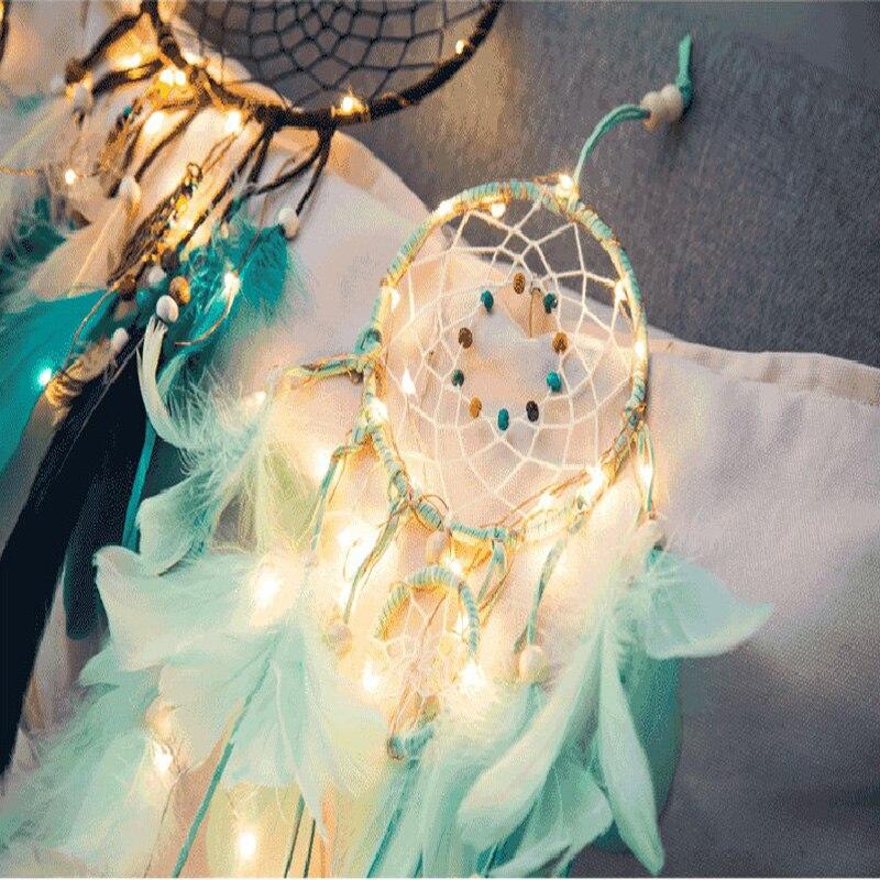 Светодиодный светильник, декоративная лампа, креативная, для дома, в погоне за струной мечты, сделай сам, лампа для колокольчиков, светодиод...