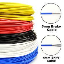 3 meter Rennrad MTB Brems Kabel Disc Linie Bremse Draht Kabel Linie/Getriebe Shift Fahrrad Brems Kabel