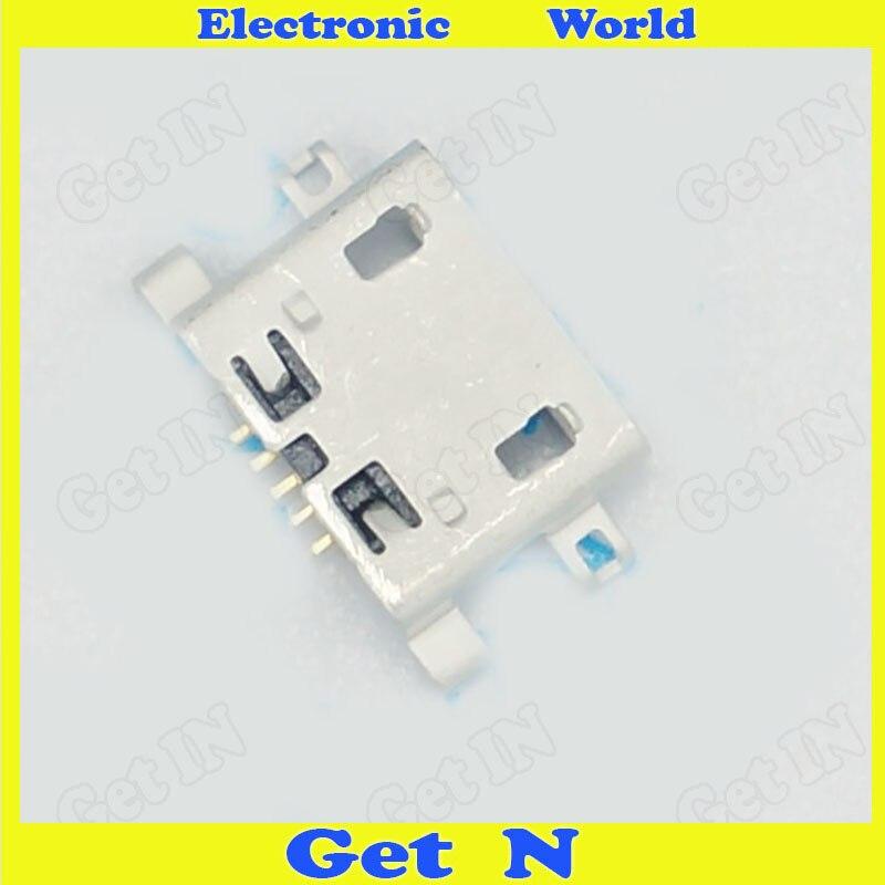 مقبس غرق بمنفذ مسطح 5 سنون USB 5000 MK5P ، قدم غاطس بفتحة 0.8 مللي متر ، قابس أنثى 5 سنون