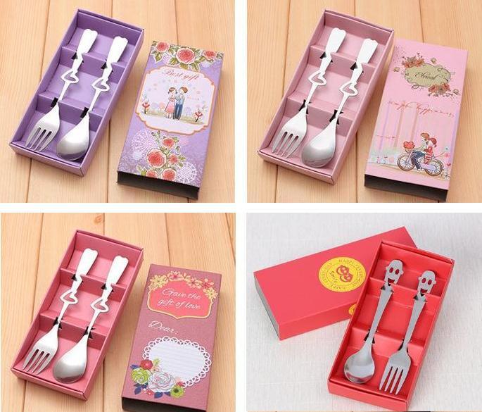 مجموعة أدوات المائدة من الفولاذ المقاوم للصدأ على شكل قلب ، أدوات المائدة ، أدوات المائدة ، أدوات المائدة ، أدوات المائدة ، هدايا الزفاف ، حف...