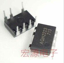 5 sztuk AQH2223 DIP-7 2223 DIP7 DIP stały przekaźnik stanu układ scalony kolektor nowy oryginalny
