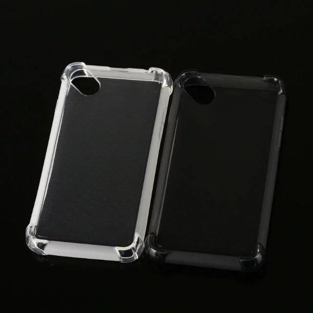 Para BLU Advance 4,0 L2 teléfono móvil anti-rotura funda tpu funda trasera suave armazón protector