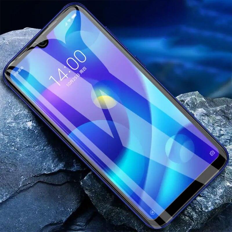 case on ksiomi redmi note 7 pro tempered glass cover for xiaomi redmi7 note7 7pro screen protector protective phone film coque