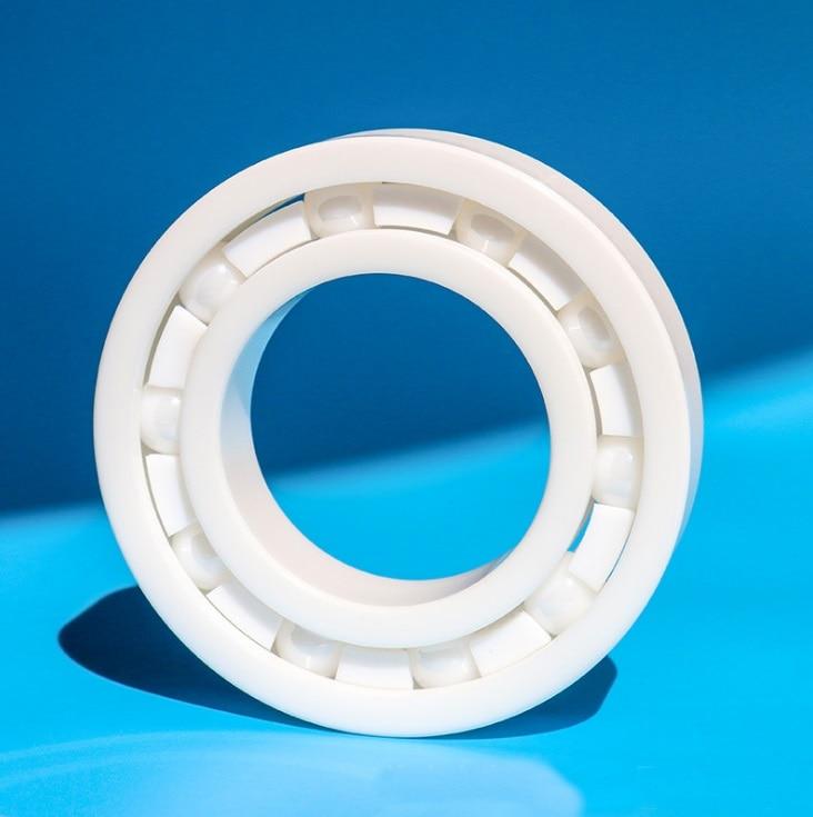 5pcs/lot 6006 6007 6008 ZrO2 full Ceramic bearing 30x55x13 35x62x14 40x68x15 mm Zirconia Ceramic deep groove ball bearings