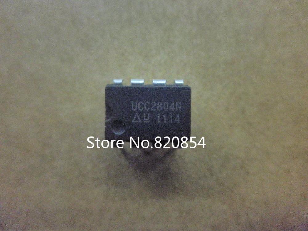 50pcs/lot UCC2804N UCC2804 DIP8