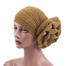 Nuevo turbante Hijabs para mujer, tejido elástico, gorro para la cabeza, accesorios para el cabello para mujeres, bufanda musulmana, venta al por mayor