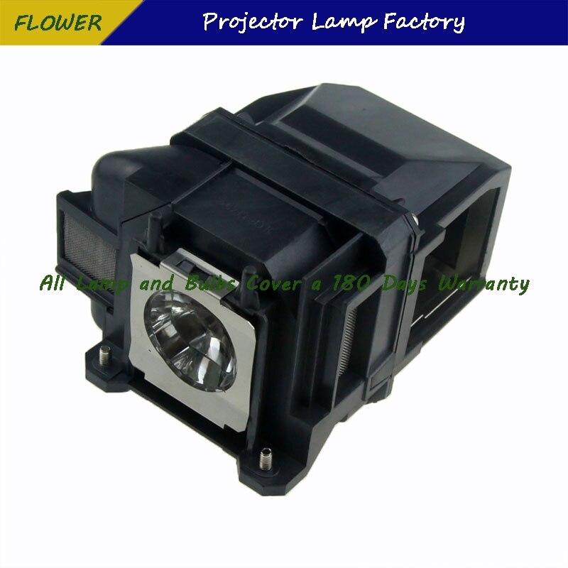 Hot Sale ELPL88 V13H010L88 para Epson Powerlite S27 EB-S04 EB-945H EB-955WH EB-965H EB-98H EB-S31 EB-W31 Substituir lâmpada do projetor
