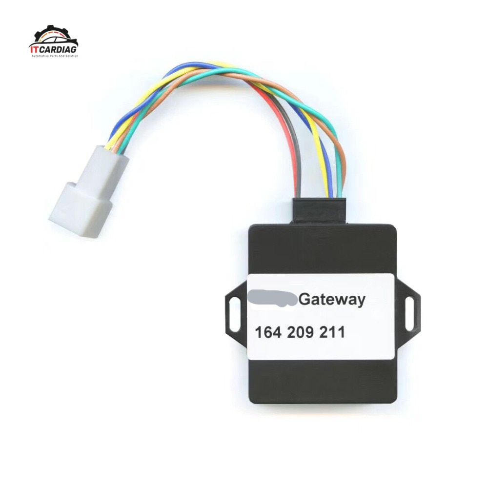 For Mercedes-Benz W164 209 211 Gateway Emulator