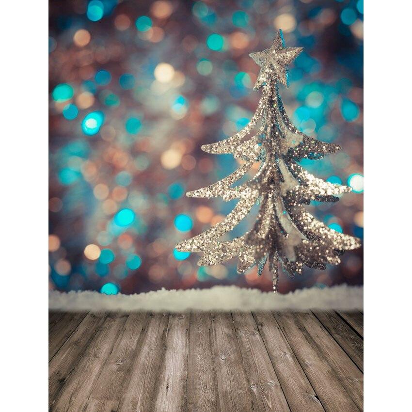 Tela de vinilo impresión árbol de navidad niños foto familiar Fondo de estudio para retrato fotografía fondos fotográficos S-2468