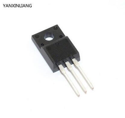 10 unids 2SK2645 K2645 A-220F 600 V 9A 1.2 MOSFET N-canal transistor original nuevo