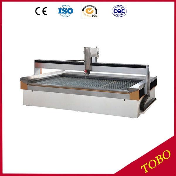 China barato rentable publicidad 3d fresadora cnc, máquina de corte por chorro de agua