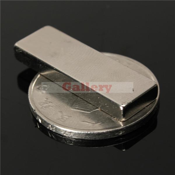 30pcs N50 30x10x4mm Super Strong Block Bar Magnets Rare Earth Neodymium Magnets