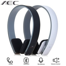 Orijinal AEC BQ-618 kablosuz bluetooth kulaklık dahili mikrofon gürültü iptal kulaklıklar Stereo ses Hifi kulaklık