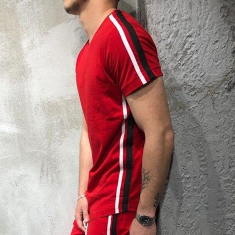 2019 De los hombres de la moda T camisas de verano de...