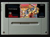 16Bit Games ** Breath of Fire 2 ( PAL EUR Version!! French Language!! )