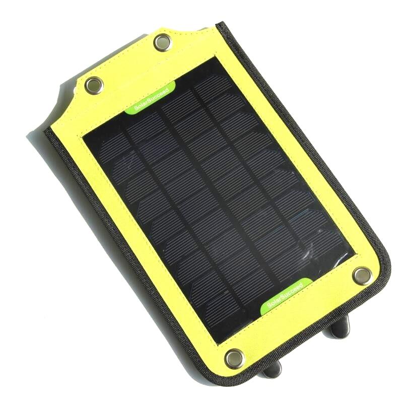 BUHESHUI 3.5Watt Solar Charger USB Output Battery Charger Solar Panel Solar Mobile Charger For iphone/MP3/MP4/MP5 Free Shipping