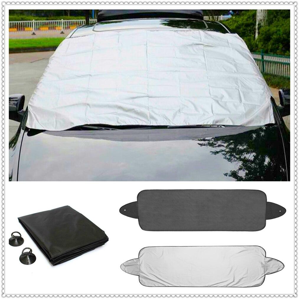 car Prevent Snow Ice Sun Shade Dust window Windshield Cover Protector for Lexus LF-FC LF-C2 GX LF-NX ES350 LFA LF-LC LF-CC
