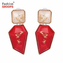 Boucles doreilles en cristal Vintage pour femmes boucles doreilles en strass de luxe boucles doreilles déclaration bijoux de mode