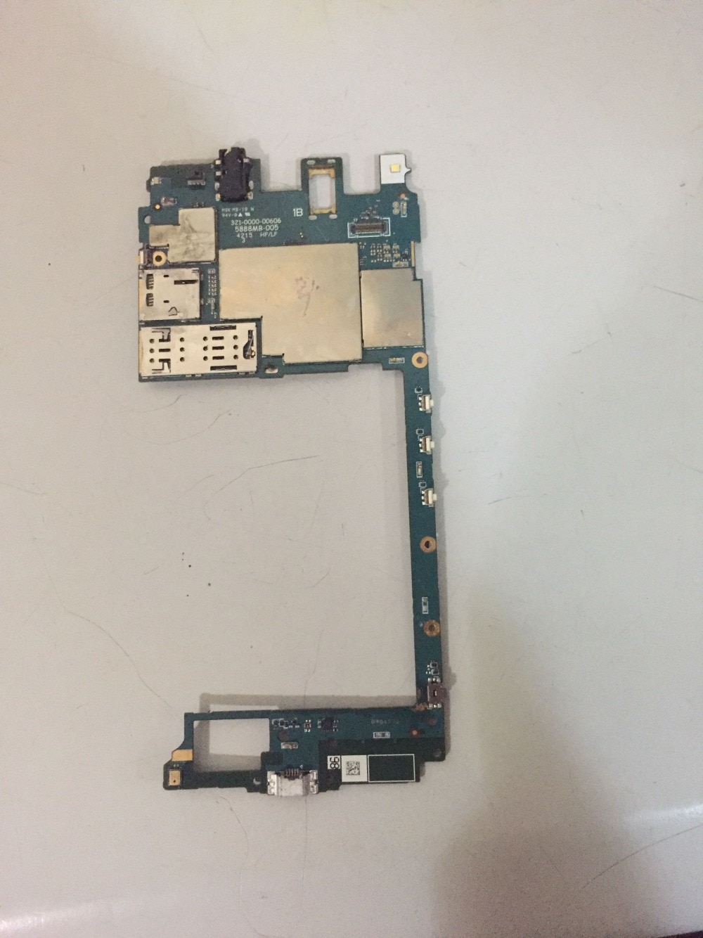 New Ymitn Housing Mobile Electronic panel mainboard Motherboard Circuits Cable For Sony Xperia C5 Ultra
