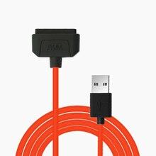 JWM dayanıklı manyetik USB kablosu için Guard devriye tur okuyucusu