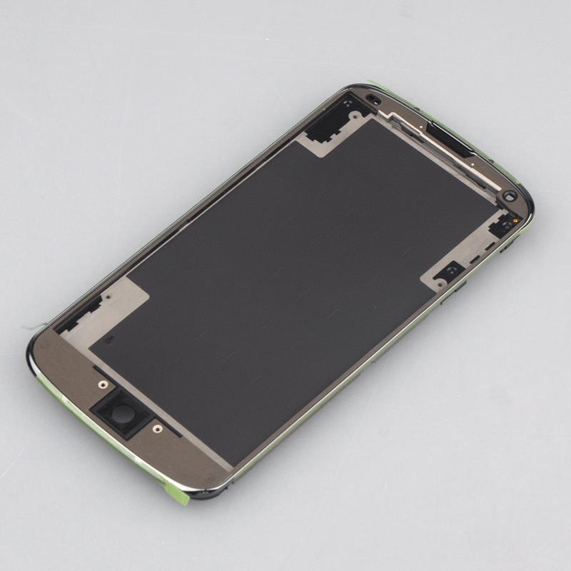 Nueva carcasa frontal de pantalla LCD para LG NEXUS 4 E960