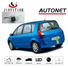 Задняя камера JIAYITIAN для Renault scenic 2 II, Renault Grand scenic 2003 ~ 2009, резервная камера, ночное видение, CCD, камера для номерного знака