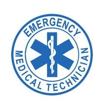 EMT Emergency Technician Sticker Decal Car Window Sticker For Car