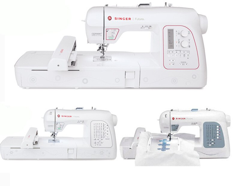 Nueva máquina de coser SINGER, mesa de extensión para SINGER 6160 XL-5804208770