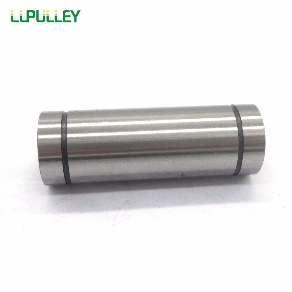 Lupulley طويل الحركة الخطية اضعا الكرة جلبة 35 ملليمتر LM35LUU LM40LUU 40 ملليمتر رمح خطي ل cnc