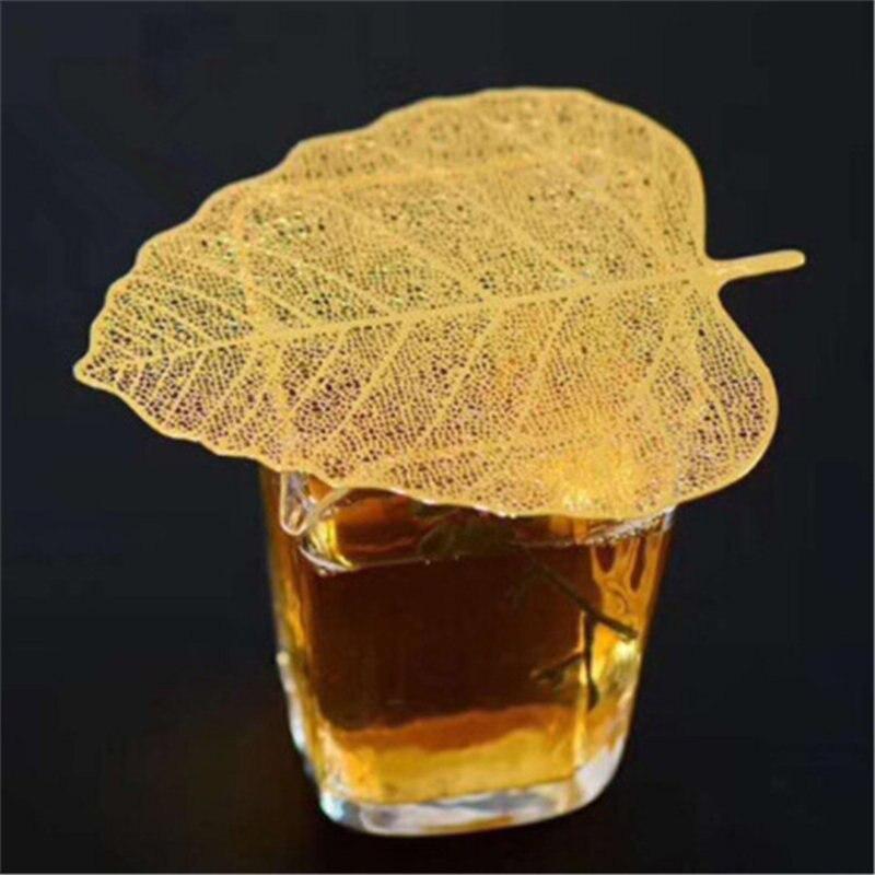 1 pçs bodhi folha filtro de chá criativo net kong acessório chá chinês conjunto bule chá copo filtros folha chá filtro