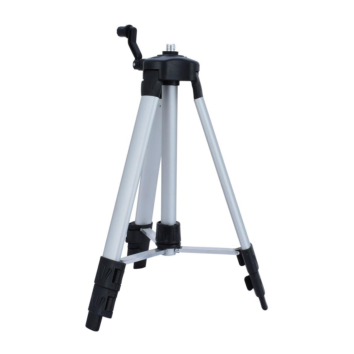 Mayitr portátil AK435 360 grado Nivel láser trípode-nivelación Cruz nivel láser trípode con bolsa de alta calidad