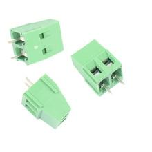 Connecteur enfichable mâle/femelle 500 V 10A   3.81 pièces, pas à 300mm, broche 2P, bornier PCB enfichable, connecteur mâle/femelle, morsettiera V 10A