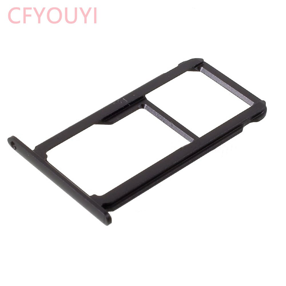 For Huawei Honor 8 Dual SIM Micro SD Card Tray Holder Slot Adapters Replacement Parts