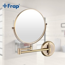 Frap miroir de maquillage rond salle de bains   Miroir de vanité professionnel, Vintage monté au mur, Vintage 2018 1 ensemble