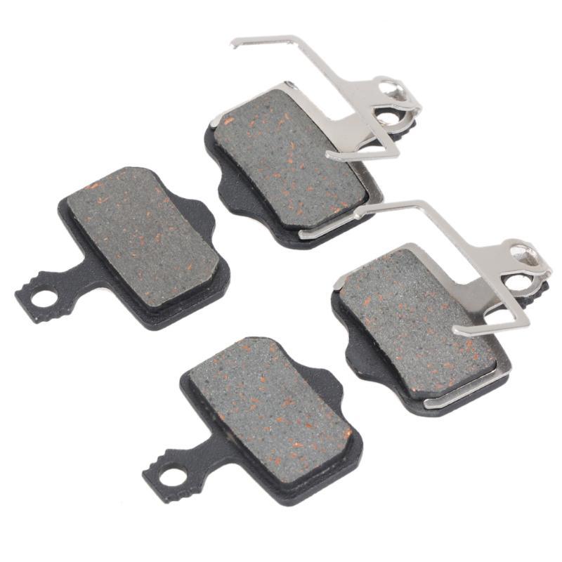 2 pares bicicleta freno de disco de bicicleta pastillas para Elixir AVID E1/3/5/7/9 ER/CR SRAM Pastillas de freno de bicicleta de 3x3,3 cm/1,2x1,3 pulgadas