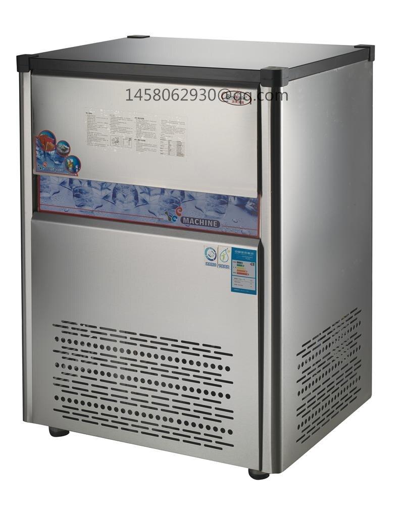 Máquina de fabricación de hielo aprobada por la CE/máquina de fabricación de hielo en cubo comercial
