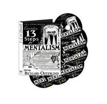 Richard Osterlind-13 étapes vers le mentalisme (1-6) tours de magie