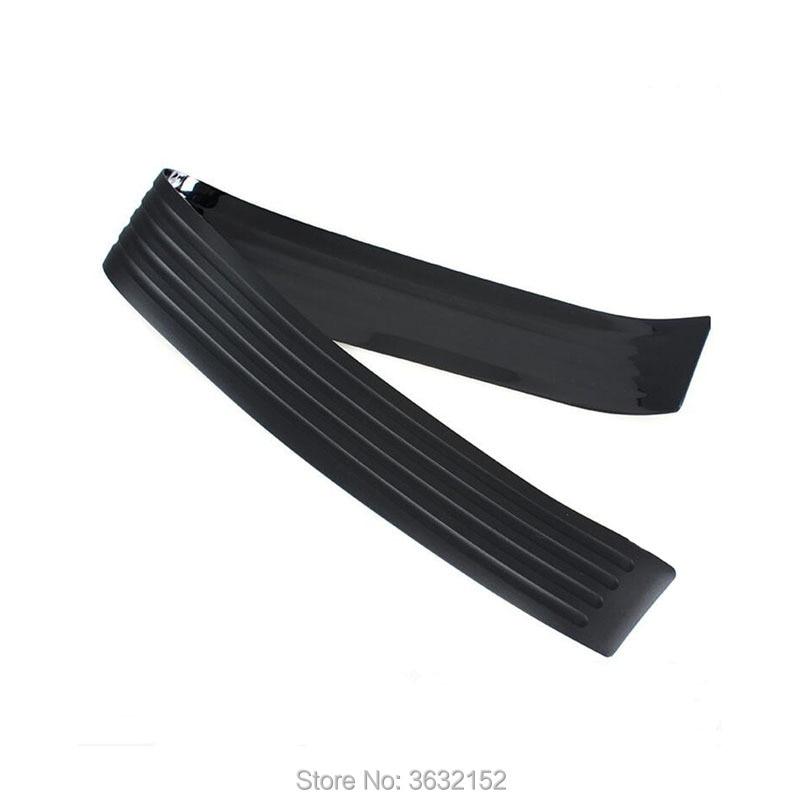 Accesorios de estilo de coche de tira decorativa protectora de parachoques trasero para SUZUKI vitara swift sx4 jimny grand vitara 2016 samurai