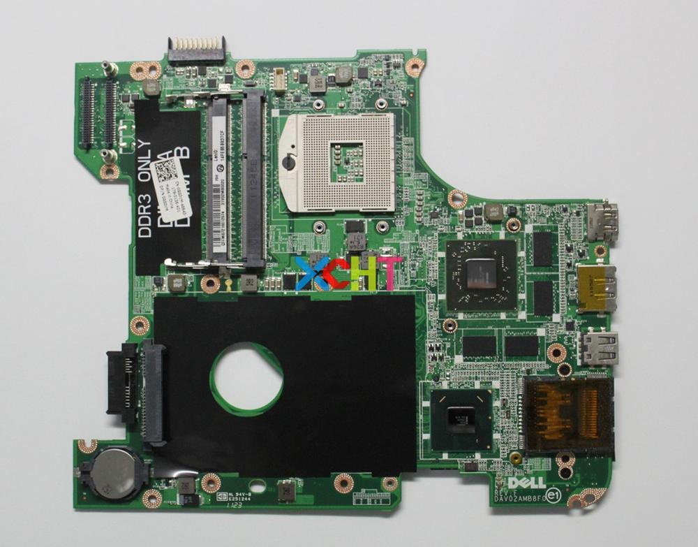 genuine cn 0xv36v 0xv36v xv36v hm67 ddr3 hd6630m 1gb laptop motherboard mainboard for dell vostro 3550 v3550 notebook pc for Dell Inspiron N4110 GG0VM 0GG0VM CN-0GG0VM DAV02AMB8F1 HM67 DDR3 Laptop Motherboard Mainboard Tested