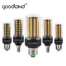 Goodland E27 lampe à LED Smart IC SMD5736 E14 LED ampoule AC 85 V-265 V 3.5 W 5 W 7 W 9 W 12 W 15 W lumière de maïs sans scintillement lustre lumière
