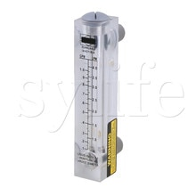 LZM-15 0,2-1GPM 1-4LPM Panel Typ Wasser Durchflussmesser Messung Werkzeug