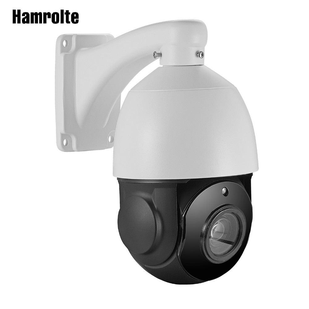 Cámara AHD hamrolite Sony IMX323 1080P 4,5 pulgadas 30XZoom PTZ, cámara domo de velocidad máxima 50M, distancia IR, impermeable, cámara AHD para exteriores