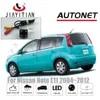 JIAYITIAN – caméra de recul pour Nissan Note/Tone E11 2004 ~ 2012 2006 2008 caméra de sauvegarde ccd Vision nocturne caméra de plaque d'immatriculation