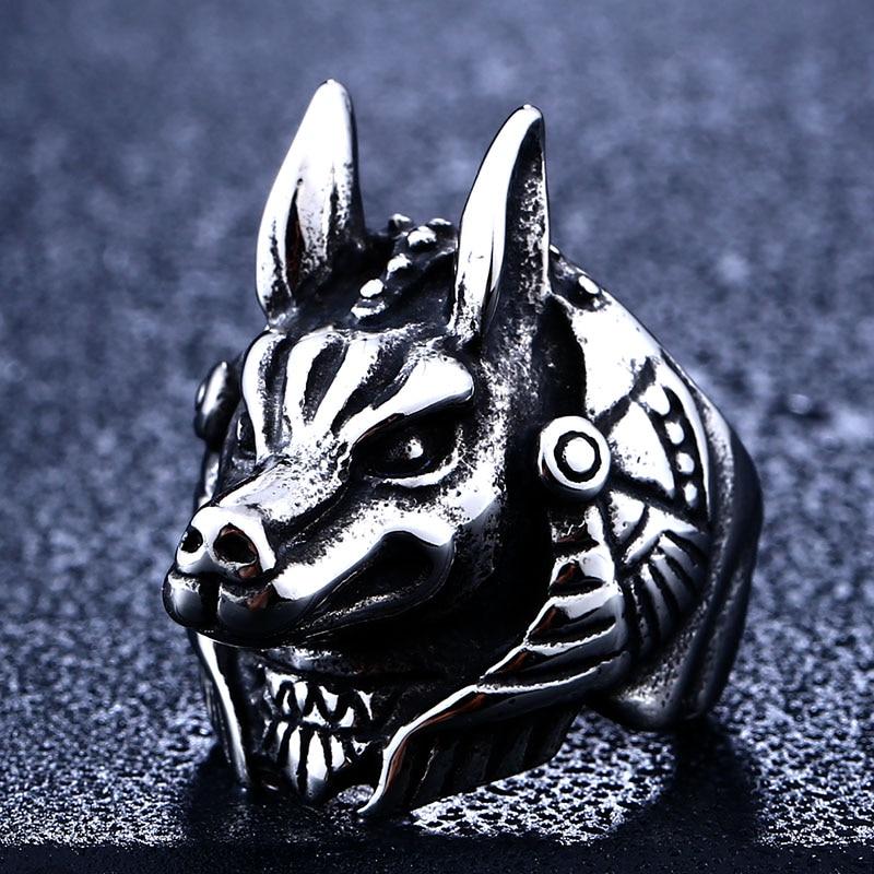 Beier, новый магазин, кольцо из нержавеющей стали 316L, высшее качество, league-legend Game, Nasus, кольцо для ролевых игр, модные ювелирные изделия, LLBR8-391R